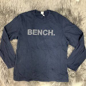 Bench | Men's Long Sleeve Shirt | Navy